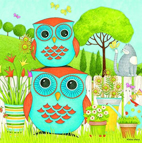 - Ceaco Debbie Mumm  Spring Garden Puzzle (550 Piece)