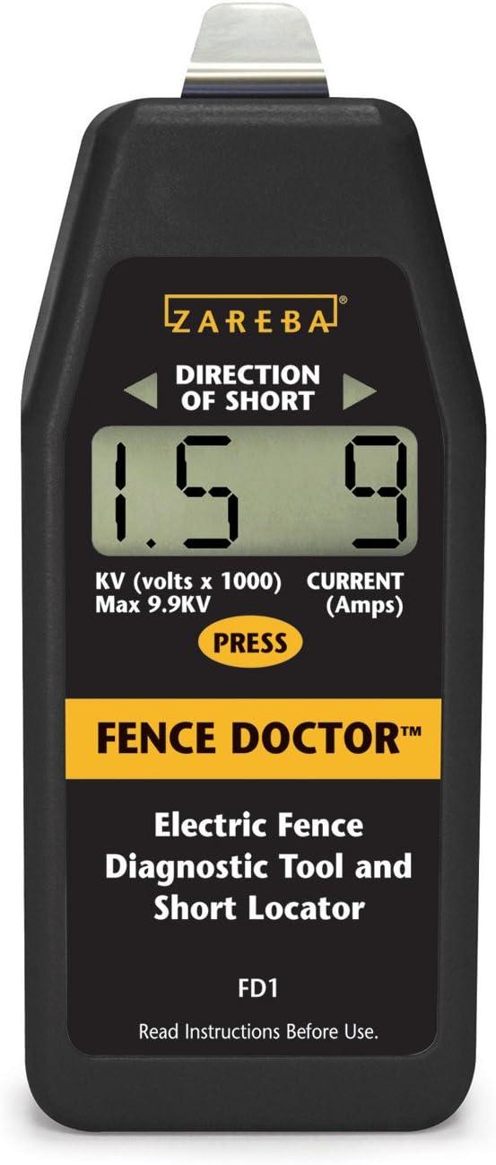 Electric Fence Tester*Voltage Power Current Testing*10 Levels*ORIGINAL 5* SELLER