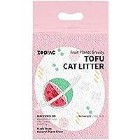 Zodiac ZL2434 Fruity Tofu Cat Litter, 7 Liter