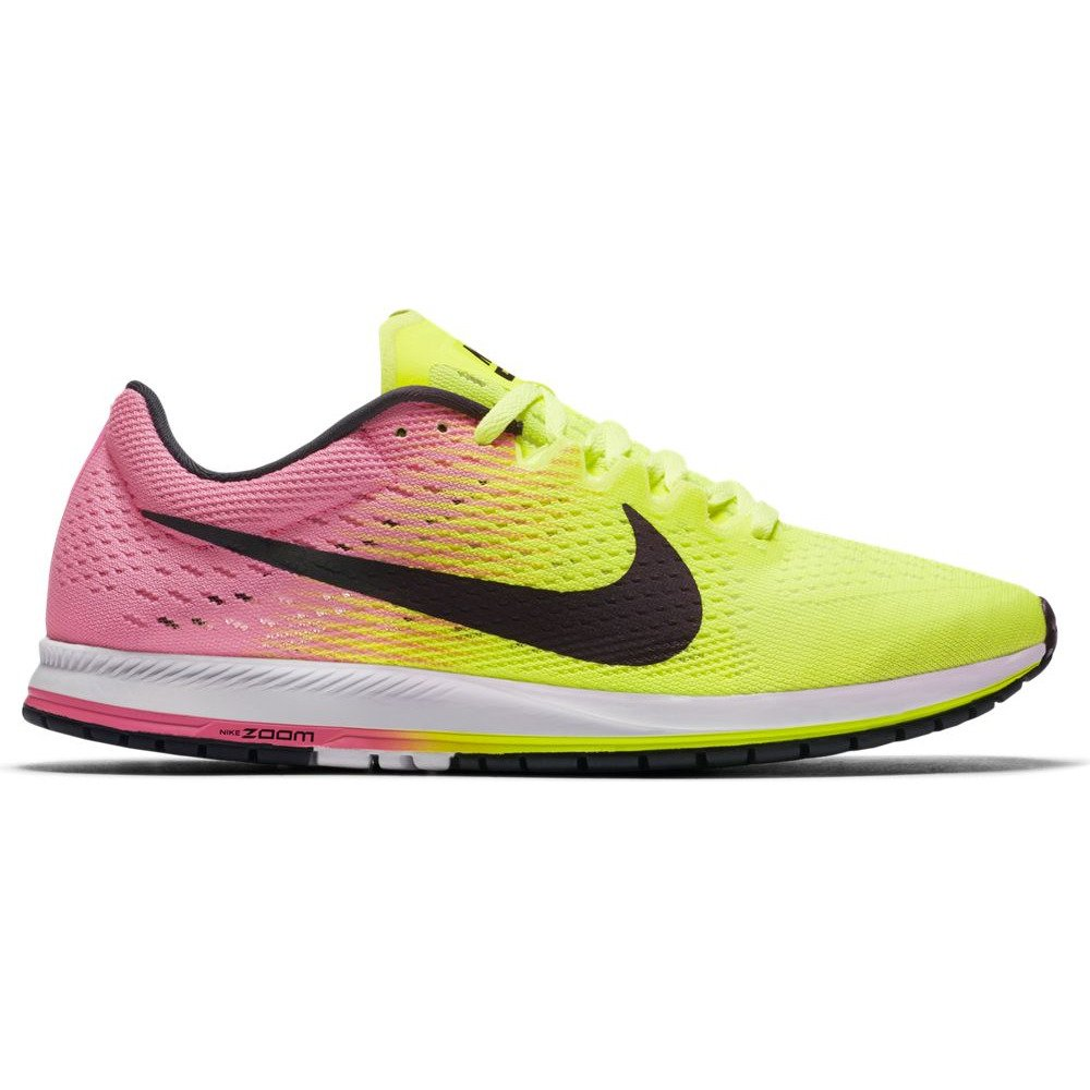 Nike Herren Zoom Streak 6 OC Laufschuhe  41 EU|Schwarz (Mehrfarbig / Multi-color)