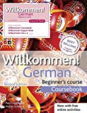 Willkommen! German Beginner's Course 2ED Revised: Course Pack (Book & CD)