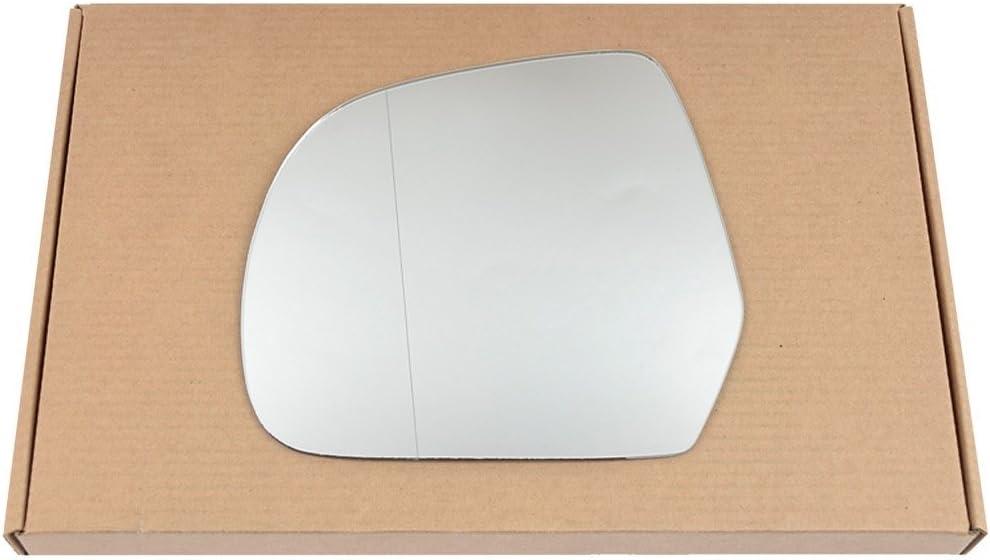 Left Near Passenger Side Blind Spot Stick On Mirror glass #NiMicra10-13-LWA