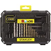 Stanley Sta7222/Xj Aksesuar Set, Metalik, 1 Adet