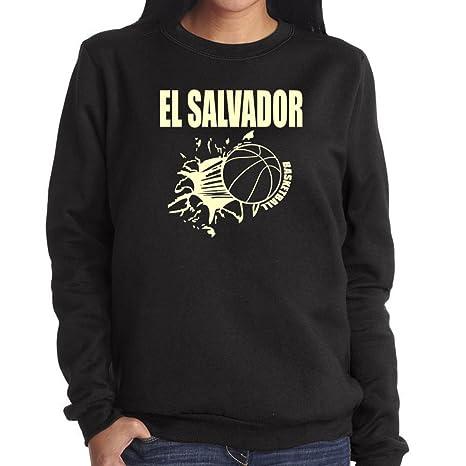 Sudadera de Mujer El Salvador Basketball