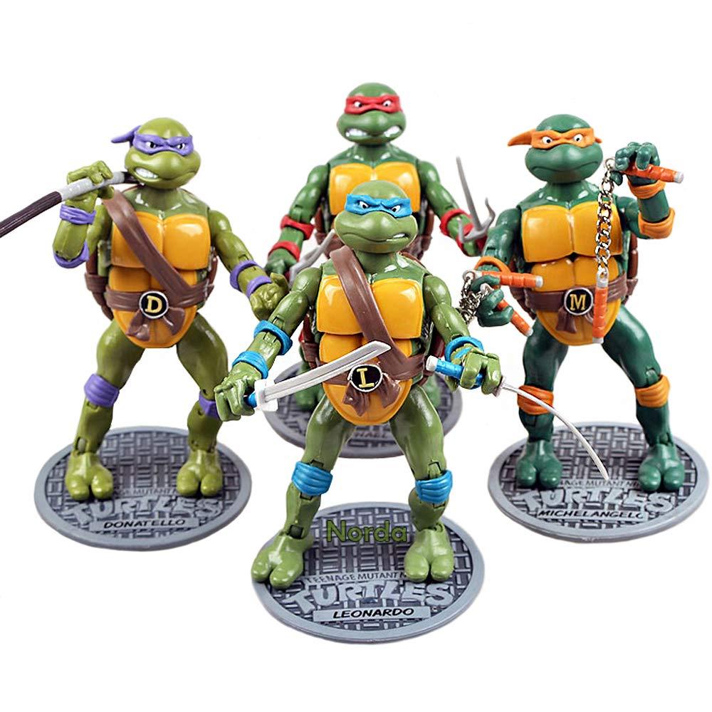 Amazon.com: Happy city Mutant Ninja Turtles Classic ...