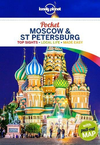 Pocket Moscow & St Petersburg (Travel Guide)