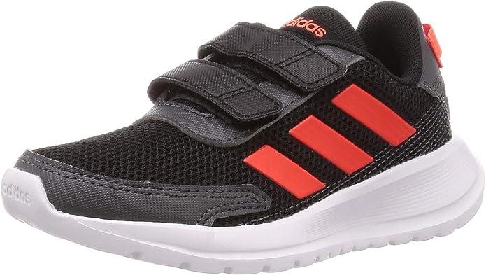 adidas TENSAUR Run C, Zapatillas de Running para Niños, Core Black ...