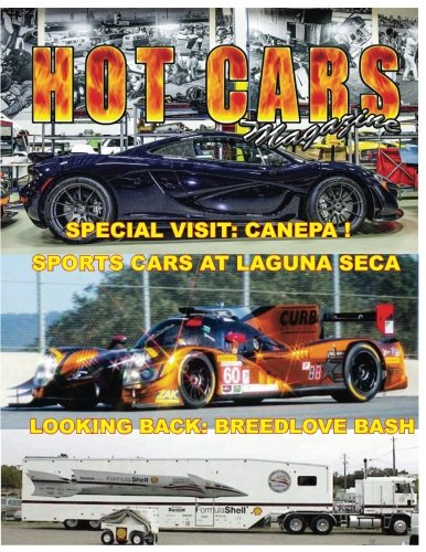 HOT CARS No. 25: The Nation's Hottest Car Magazine! (Volume 3)