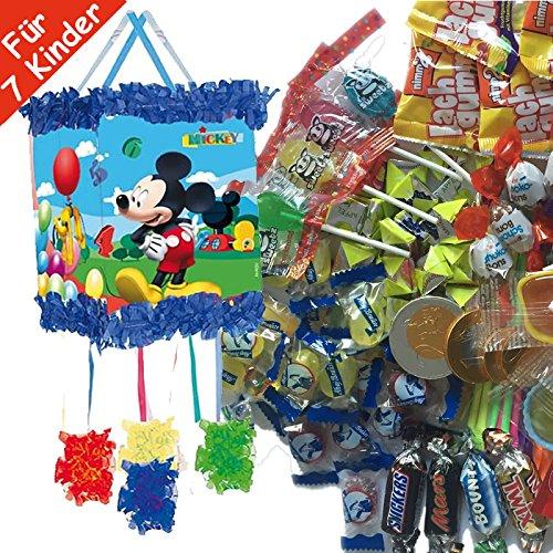Piñata Juego: * Disney Mickey Mouse * con Piñata + Máscara + ...