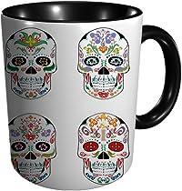 tasse tête de mort mexicaine 3