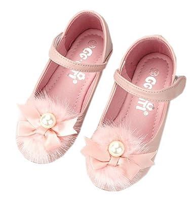 Amazon vokamara flower girl shoes fluffy fur princess mary amazon vokamara flower girl shoes fluffy fur princess mary jane flats mightylinksfo