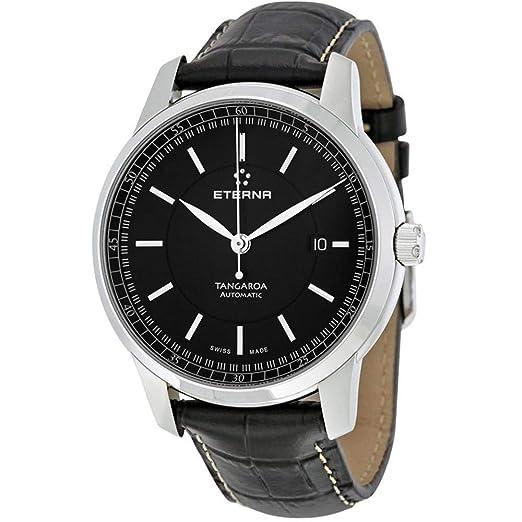 Reloj Eterna Tangaroa Automático SW 200-1 Suizo - 2948.41.41.1261: Amazon.es: Relojes