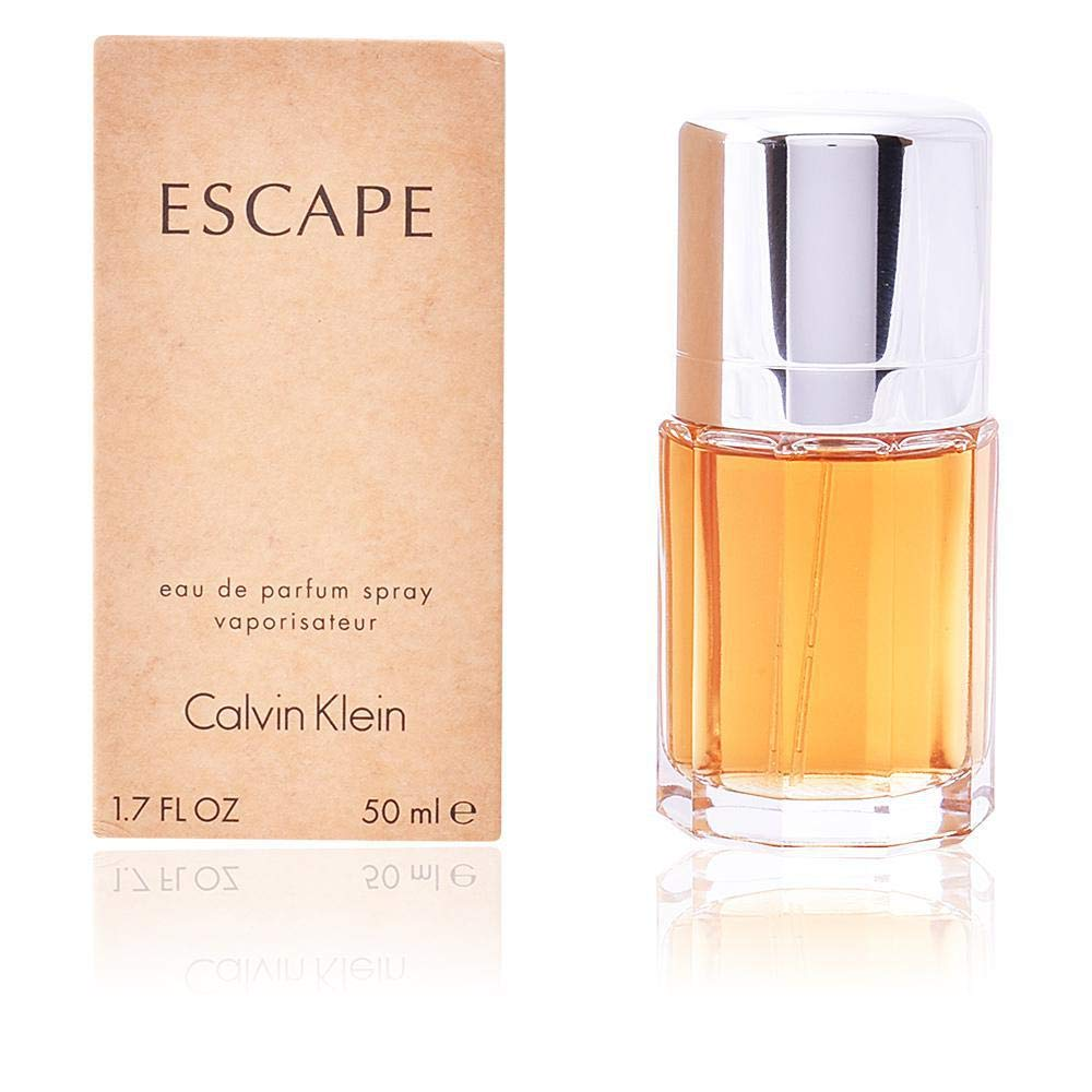 Calvin Klein Escape, Agua de perfume para mujeres - 100 ml.
