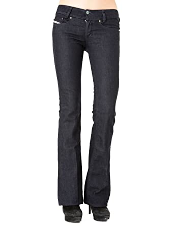 59fa2d2d Diesel Louvely Aa8 Stretch Skinny Blue Woman Jeans Women - W28 L32:  Amazon.co.uk: Clothing