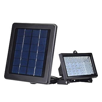 Wasserdicht 30led Solar Lampe Fur Den Aussenbereich Garten Zaun