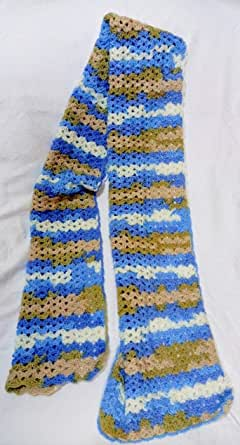 Hand made Scarves For Unisex 180x30cm