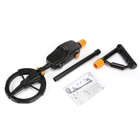 MD1008A detector de metales subterráneos de mano, juguete de regalo para niños, cazador de