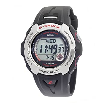 amazon com casio men s gw700a 1v g shock solar atomic watch casio rh amazon com Change Time On G-Shock Watch casio g shock 2818 manual