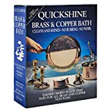 Quickshine Brass and Copper Bath