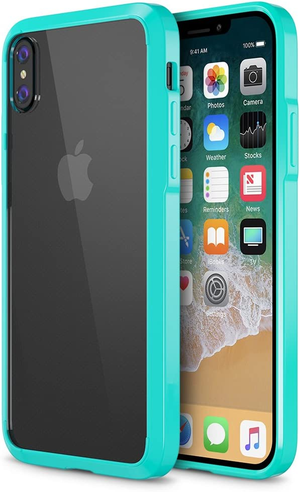 Trianium Case Compatible for Apple iPhone X Case 2017 ONLY (5.8