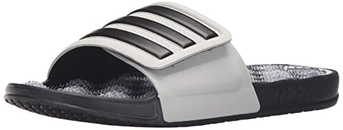 9aeccac653c8 adidas Men s adissage 2.0 Stripes Slides  Amazon.ca  Shoes   Handbags