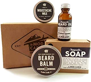 product image for Core Beard Kit - Honeysuckle - All Natural, Hand Crafted in USA