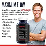 AlphaMAN XL Male Pills | 2+ Inches in 60 days - Enlargement Booster Increases Energy, Mood & Endurance | Best Performance Supplement for Men - 1 Month Supply, 60 Capsules - 61i6gZ guVL - AlphaMAN XL Male Pills | 2+ Inches in 60 days – Enlargement Booster Increases Energy, Mood & Endurance | Best Performance Supplement for Men – 1 Month Supply, 60 Capsules