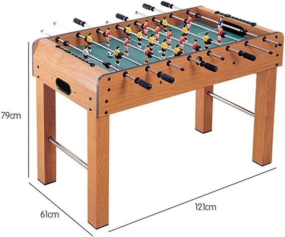 Hh001 Mesa de fútbol Máquina Multijugador Consola de Juegos ...