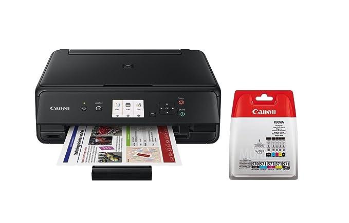 Canon PIXMA TS5050 Tintenstrahl-impresora multifunción incl ...