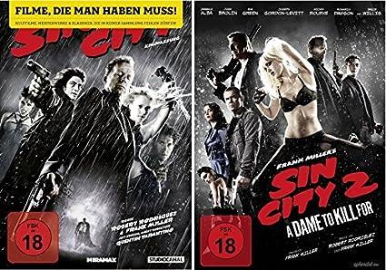 Sin City 12 Dvd Set Iii Bundle Fsk 18 Amazonde Devon Aoki