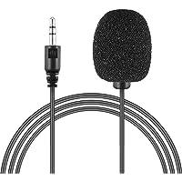 Draagbare externe 3,5 mm handsfree mini bedrade kraag clip revers lavalier microfoon voor pc laptop lound speaker…