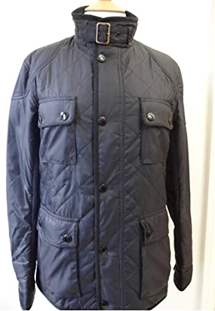 Para hombre Barbour International Boldon Chaqueta Acolchada ...
