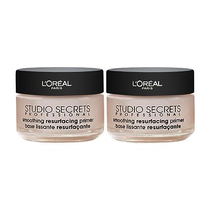 L'Oreal Studio Secrets Resurfacing Primer 15 ml - Pack ...