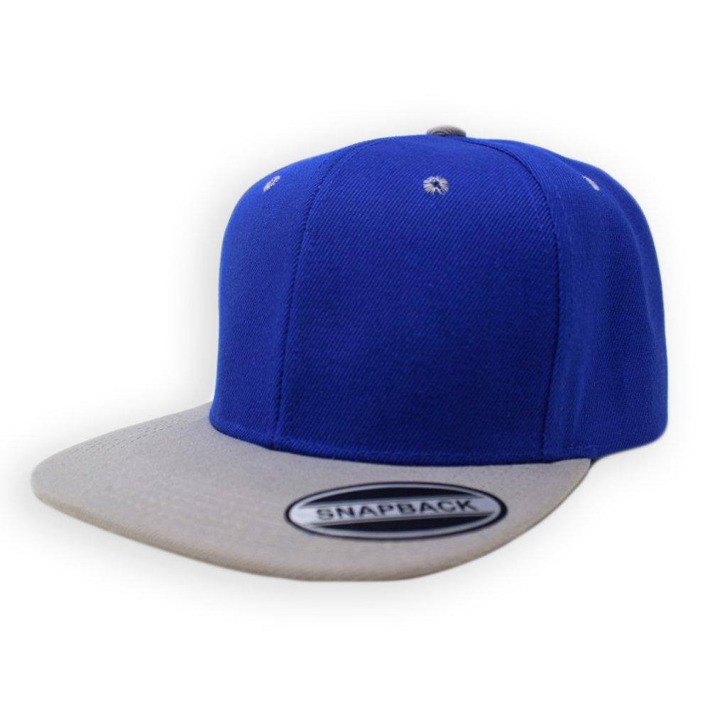 GREAT CAP HAT メンズ B07CK2N7T8 ブルー/グレー ブルー/グレー