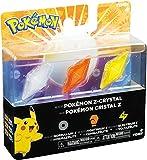 Pokemon Z-Ring Z-Crystal 3-Pack - Normalium Z, Fightinium Z, & Electrium Z