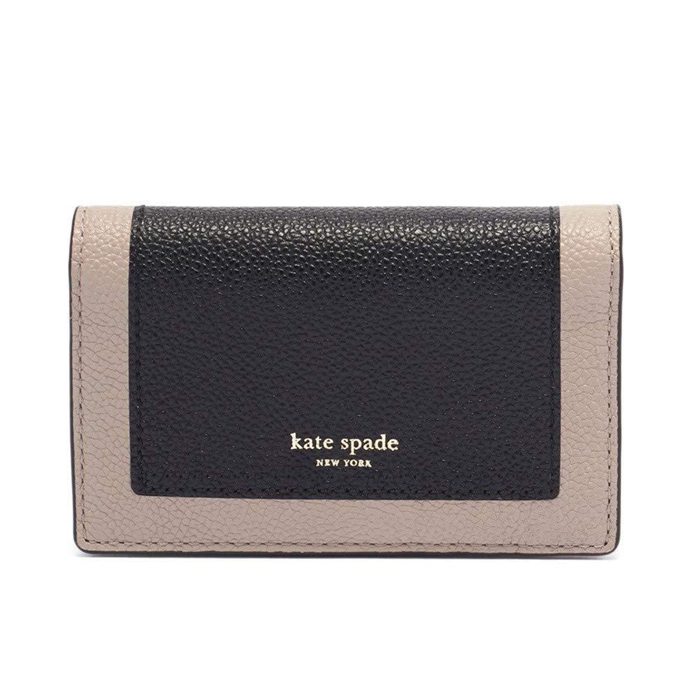 [ケイトスペード] Kate Spade カードケース マルゴー PWRU7157 106 BLK/WMTAUP [並行輸入品]   B07QT94WPC
