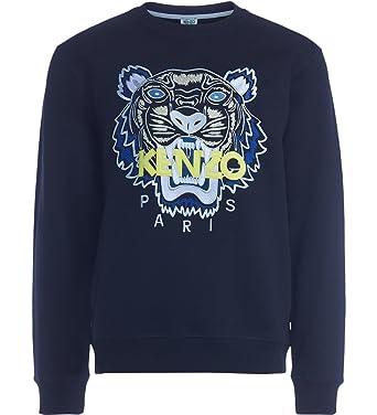 4c47ce5ec99a94 Kenzo Sweat Tiger Noir 99 (S): Amazon.fr: Vêtements et accessoires