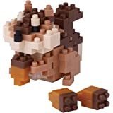 Nanoblock Squirrel Building Kit