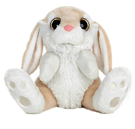Rabbit sitting Plush toy 29cm Quality super soft - Color light brown