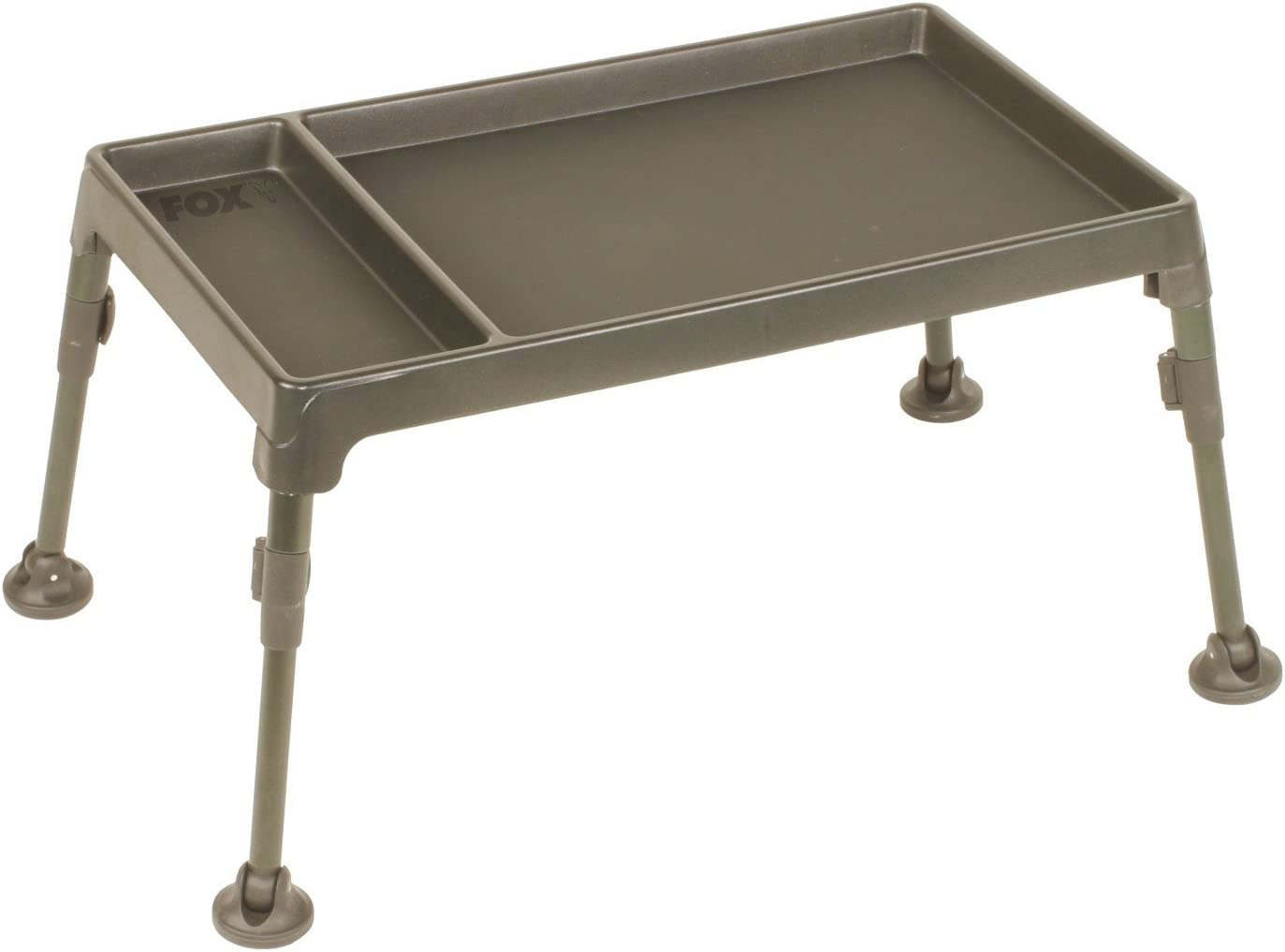 Angeltisch für Karpfenausrüstung Fox Warrior Bivvy Table Tisch für Karpfenzelt