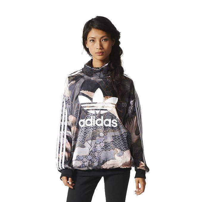 Adidas Sudadera kimono chica Rita Ora AJ7239 Small Eu34: Amazon.es: Ropa y accesorios