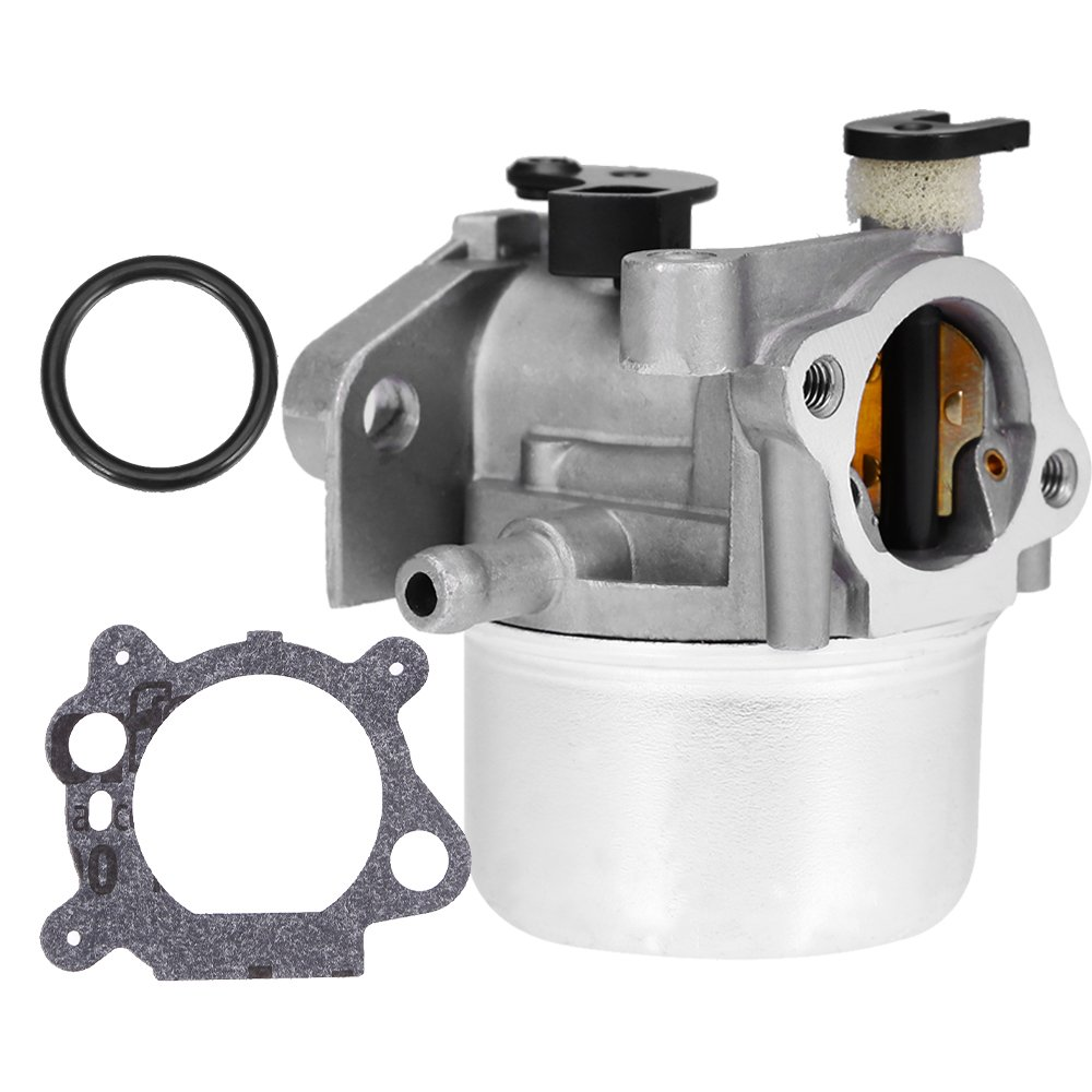 QKPARTS Carb Carburetor For Briggs & Stratton 22 inch Toro Craftsman 7.5HP 190cc Gold Engine 675