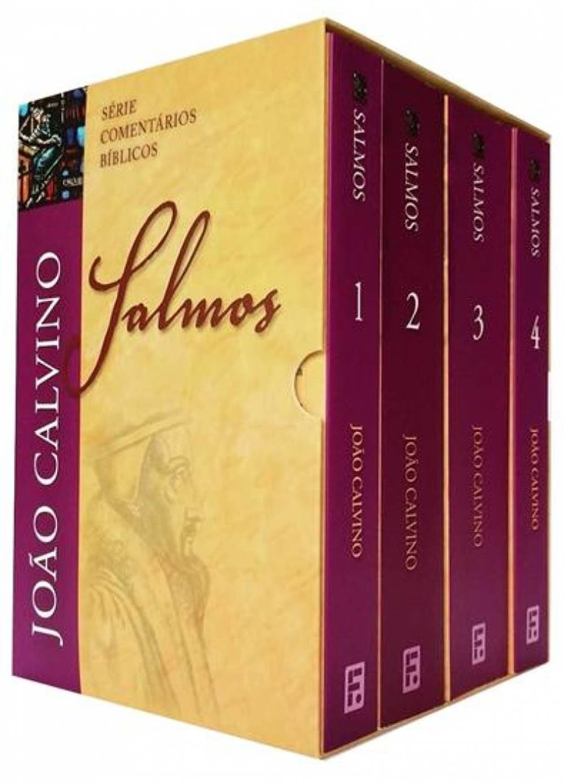 Download Box Salmos: João Calvino - 4 Volumes ebook