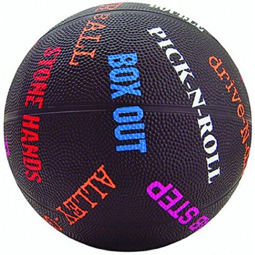 Baden Attitude - Balón de Baloncesto (tamaño 6), Color Negro ...