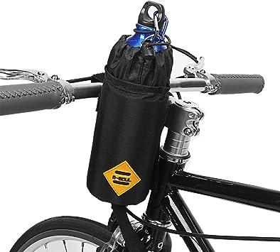 Lixada Bolsa de Manillar Bicicleta Impermeable para ...