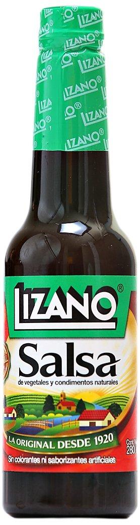 Lizano Salsa Sauce, Costa Rica, 280 mL/9 oz.
