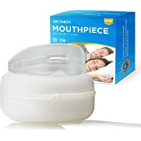 Neomen Snore Stopper Mouthpiece - Anti Snoring Solution, Sleep Aid Custom Night Mouth Guard