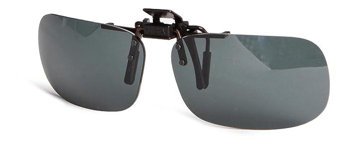 Eyelevel USA 3 - Gafas de sol polarizadas para hombre, color gris, talla única