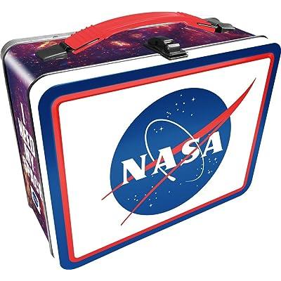 Aquarius NASA Logo Tin Fun Box: Toys & Games