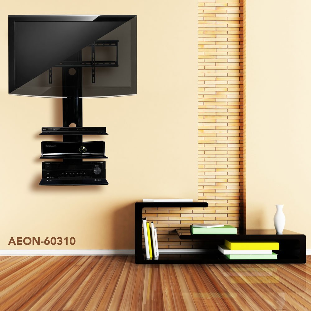 Amazon.com: Aeon Stands and Mounts Swiveling TV Wall Mount with ...